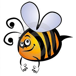 Bee cartoon