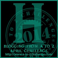 Blogging from A - Z