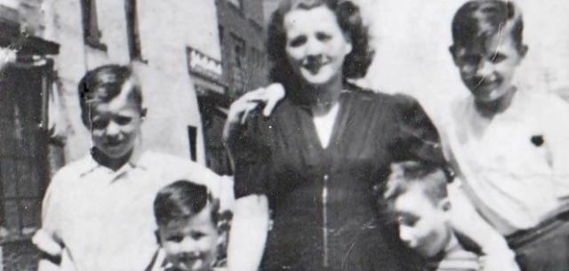 The  Boys with Mary Ellen
